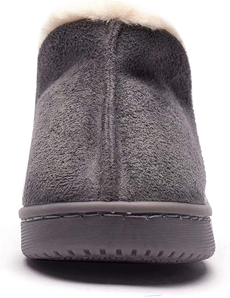 SHUNGANG Girls Boys Winter Warm Slippers Kids Indoor Home Boots Slippers