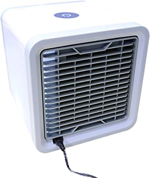 kentop Ventilador recargable portátil ventilador Mini aire ...