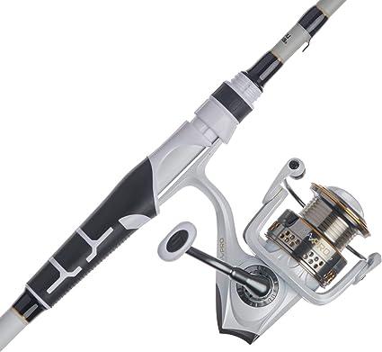Abu Garcia Black Max & Max X Spinning Fishing Reels Reels ...