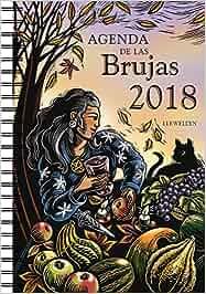 2018 Agenda de las Brujas: Amazon.es: LLEWELLYN: Libros