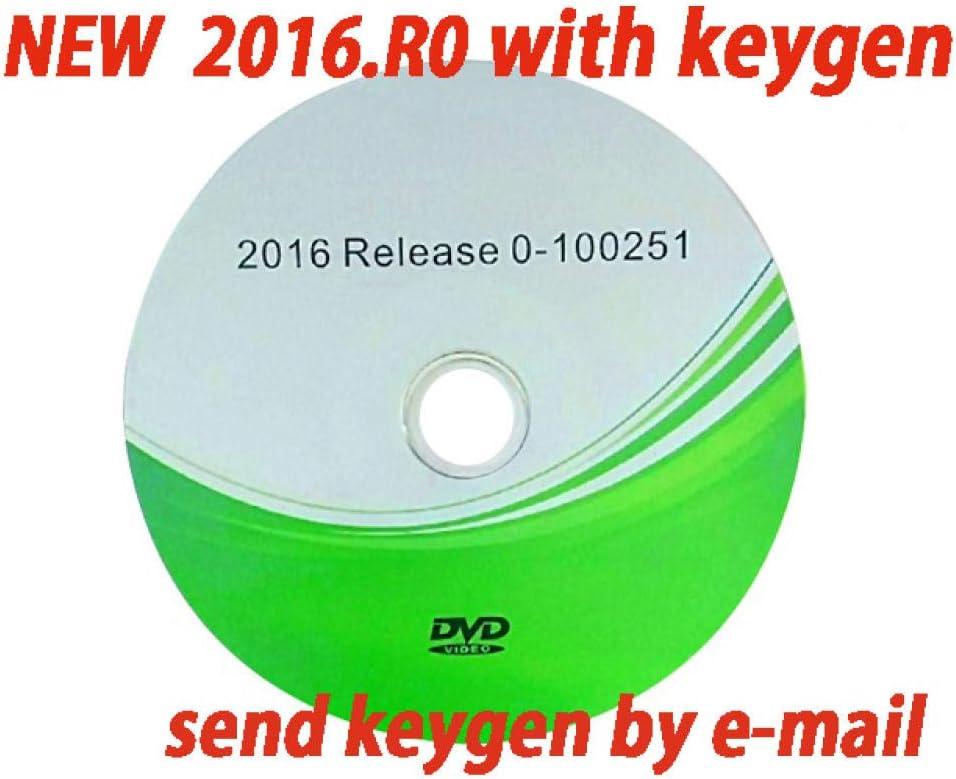 2019 NOUVEAU VCI vd ds150e cdp pro plus 2016 r0 avec keygen pour delphis obd2 outil de r/éparation de diagnostic led 3in1 Scanner pour voitures camions-Nouvelle coque sans BT/_2015.R3 avec keygen