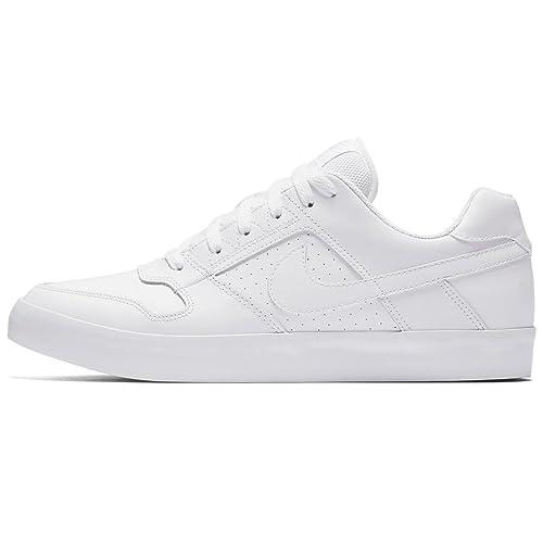 buy popular abe96 6b39e Nike SB Delta Force Vulc, Scarpe da Skateboard Uomo, Bianco (White 112)