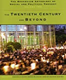 The Broadview Anthology of Social and Political Thought: Volume 2: The Twentieth Century and Beyond, , 1551118998