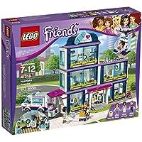LEGO Amigos Heartlake Hospital 41318Building Kit (871pieza)