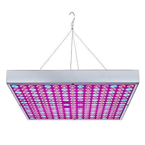 Amazon.com : Osunby LED Grow Light 45W UV IR Growing Lamp for Indoor ...