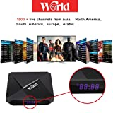 Smart IPTV Streaming Devices TV Player Android