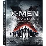 X-Men and the Wolverine Collection (X-Men / X2: X-Men United / X-Men: The Last Stand / X-Men Origins: Wolverine / X-Men: First Class / The Wolverine) [Blu-ray]