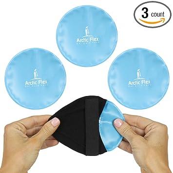 Amazon.com: Arctic Flex - Paquete de hielo pequeño - Icepack ...