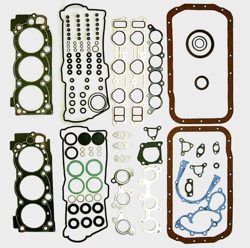 95-99 Toyota Tacoma 5VZFE 3.4L 3378cc V6 24V DOHC Engine Full Gasket Kit Set (FelPro: HS9227PT-1, CS9227) by Certified Automotive Parts