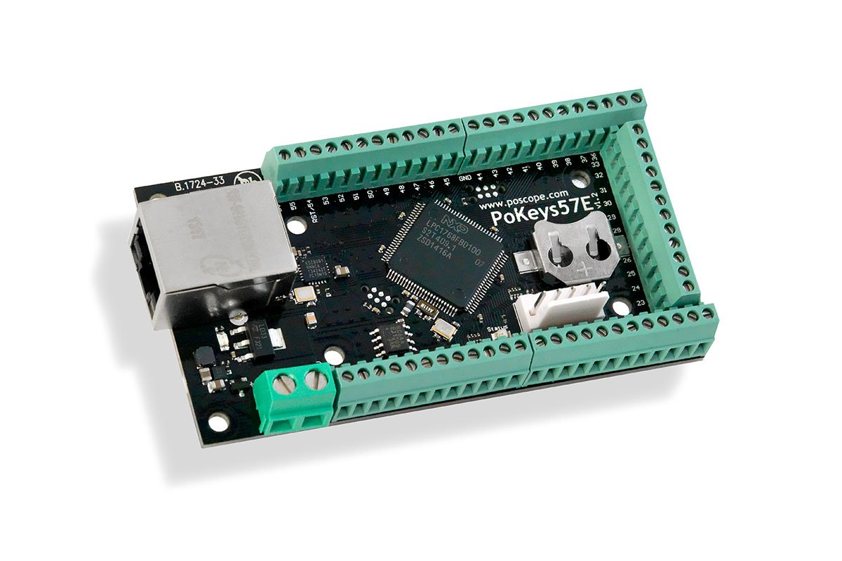 PoKeys 57E for Ethernet with Terminals