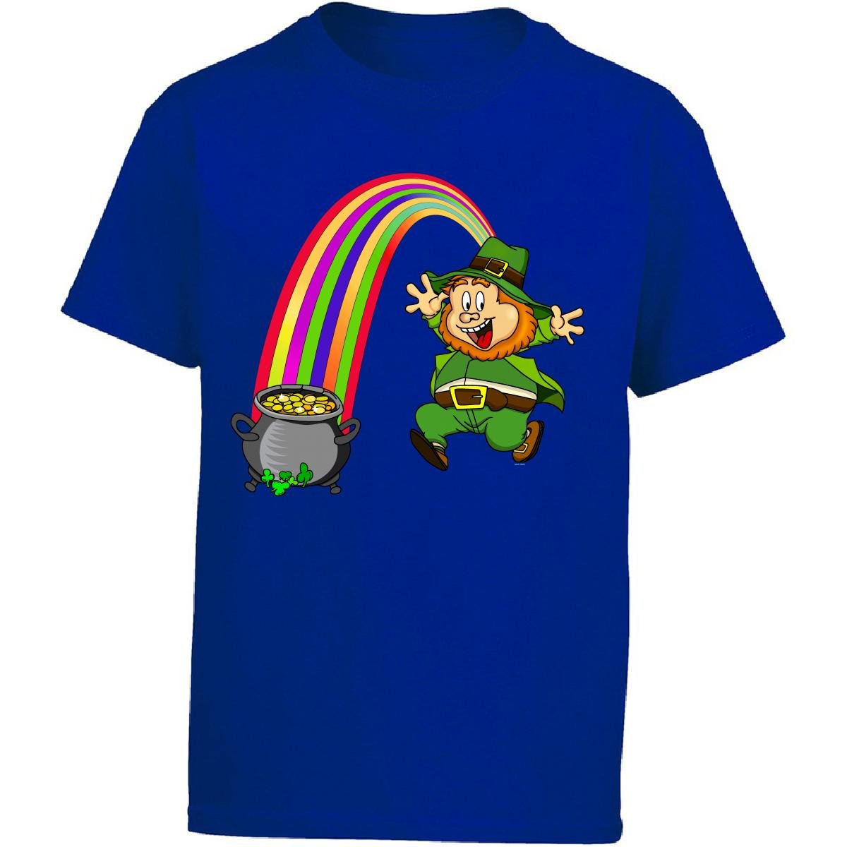 a557abab Amazon.com: BADASS REPUBLIC Funny Leprechaun ST Patricks Day Parade Gift  For Men Woman - Girl Kids T-Shirt: Clothing