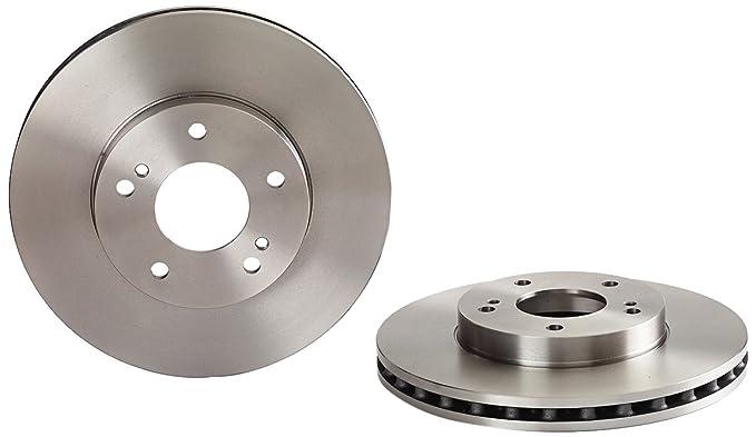 Brembo 09.9544.10 Front Brake Disc Set of 2