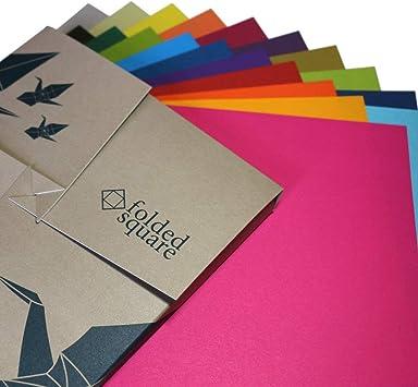 Amazon.com: Origami Hoja de Papel de 200 Pantone Set de ...