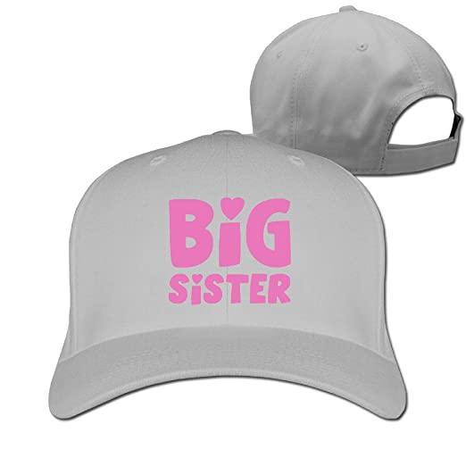 a8d1c33790413 BIG SISTER Best CapsStrapback Hat at Amazon Men s Clothing store