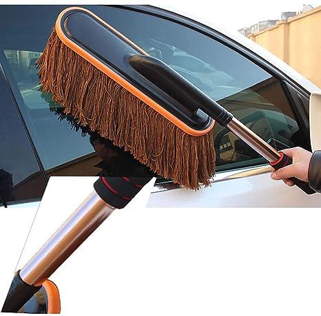 Amazon.com: JYXQC - Cepillo telescópico para limpieza de ...