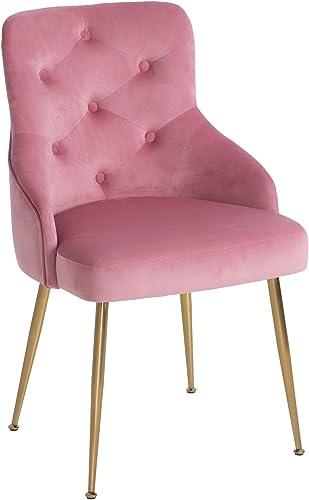 Reviewed: FCQuality Velvet Vanity Chair