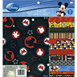 Ek Success Mickey Decorative Paper Pad Pack