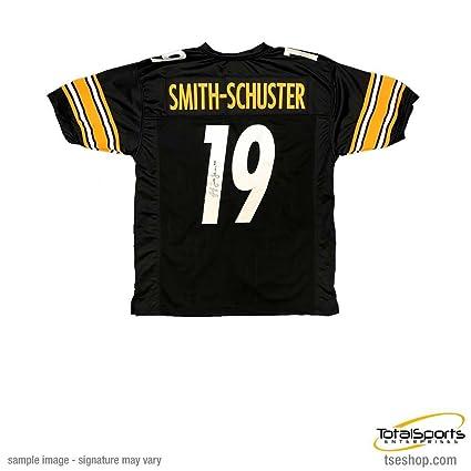 juju smith schuster black jersey