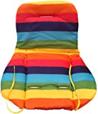 EJY Coton Coloré Epais Poussette Coussin, Bébé Siège Poussette Rembourrage Doublure Coussin
