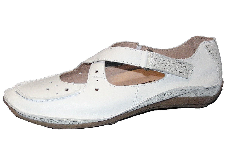 Softwaves Damen Sneaker Schwarz Silber Schnürschuh 73202