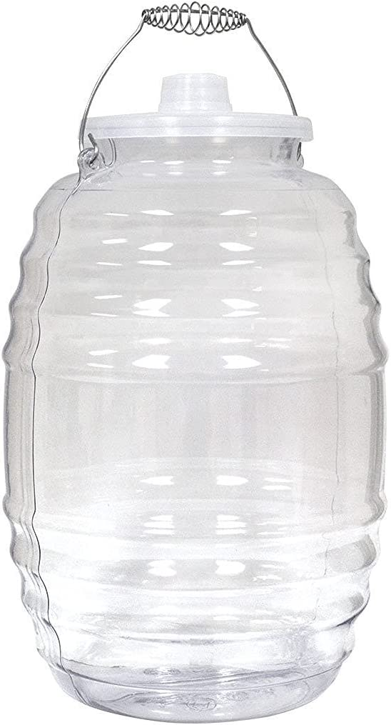 Made in Mexico Aguas Frescas 5-Gallon Vitrolero Plastic Water Container For Water Juice Party