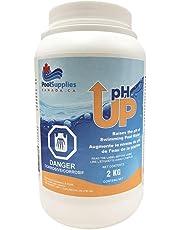 Pool Supplies Canada pH up (2 Kg) Pool Spa Balancer