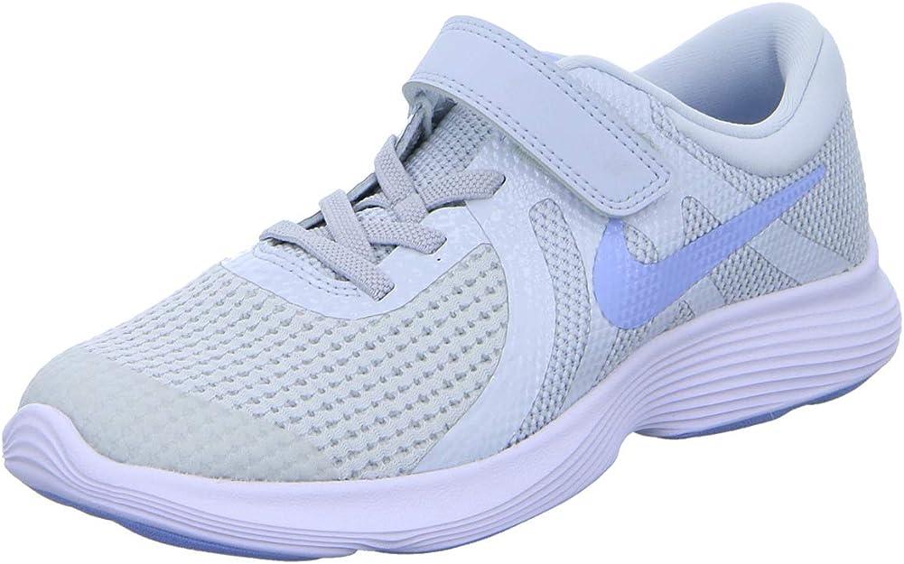 Nike Revolution 4 (PSV), Zapatillas de Trail Running para Niñas