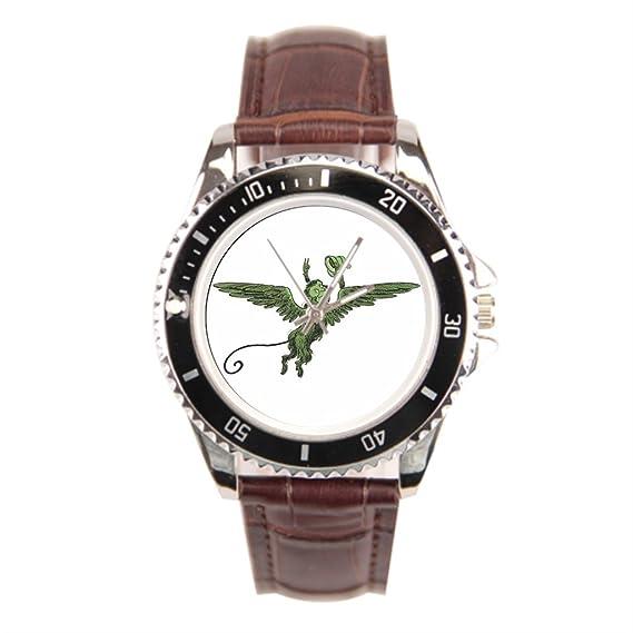 Ser un hombre Vintage muñeca relojes Vintage de el mago de Oz L Frank Baum Mono