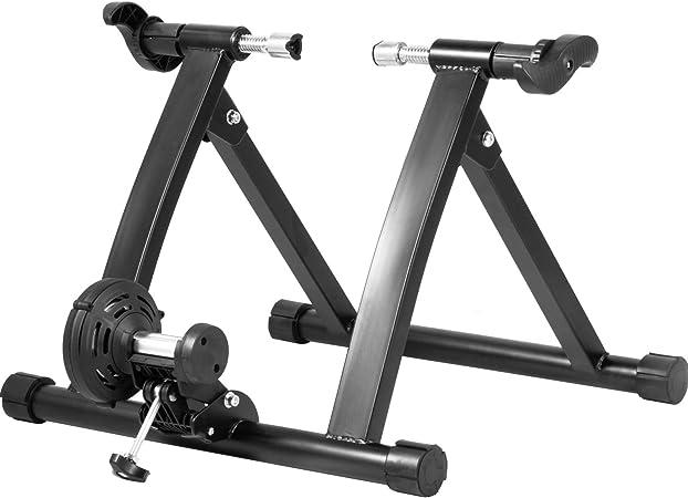 buoqua 150 kg RODILLO PARA BICICLETA para entrenamiento de casa negro rodillo entrenamiento Elastómero rodillos bicicleta MTB rodillo Turbo Trainer ...