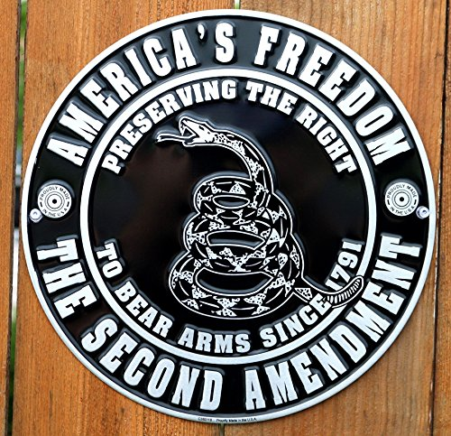 Collectible Badges America's Freedom the Second Amendment 12