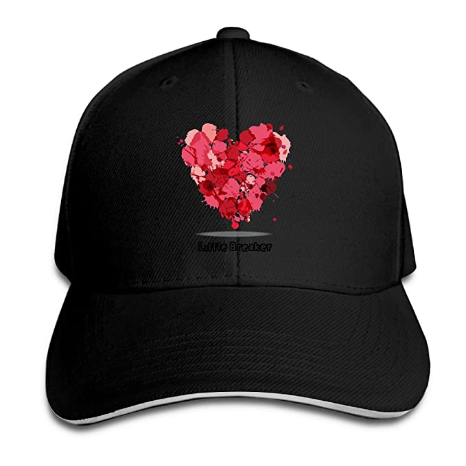 8720f66b1e73f Little Heartbreaker Love Valentine Day Snapback Hat Dad Vintage Adjustable  Caps