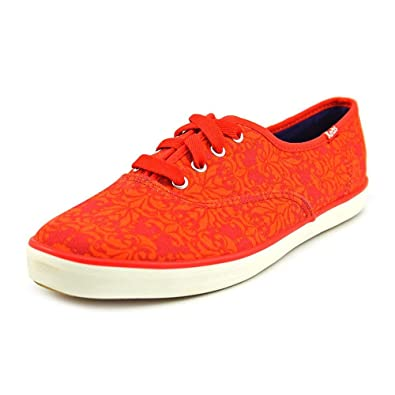 ed7971d59 Keds Champion Damask Sneakers Shoes Womens  Amazon.co.uk  Shoes   Bags