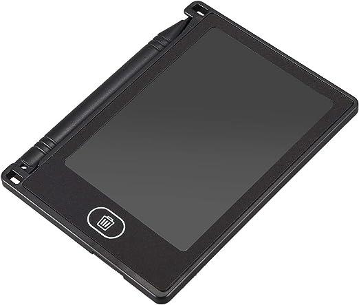 Tiamu 画像タブレット 4.4インチのLCDライティングタブレット 電子ライティングパッド LCDスクリーンのデジタル教育ライティング