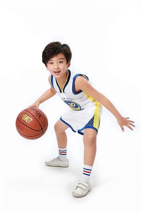 vestito rimpiangere vaccinazione  Rying NBA Maglia per Bambini - Jordan No.23, James No.23, Curry No ...
