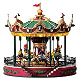 Lemax Coventry Cove Elegant Equestrian Carousel
