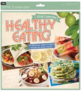 Slimming world 2016 food lovers calendar amazon kitchen home healthy eating 2018 recipe calendar forumfinder Choice Image