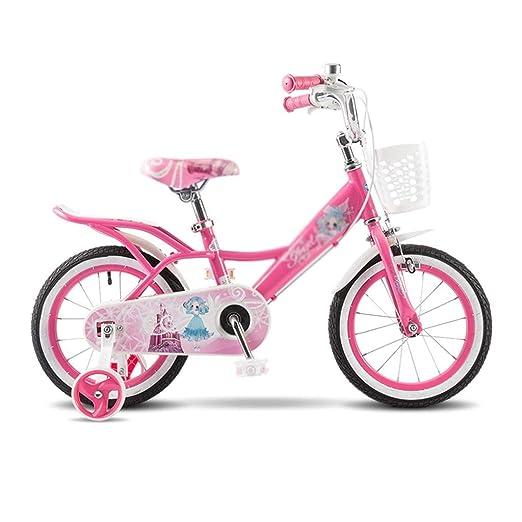 AJZGF Bicicletas niños Bicicleta Infantil Bicicleta de Estudiante ...