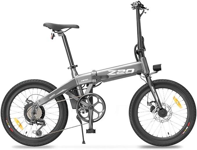 HIMO Bicicleta eléctrica Plegable Z20 con Sistema de ...