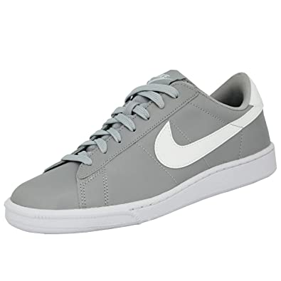 super popular 10044 d7cae Nike Tennis Classic CS, Chaussures de Sport Homme, Gris (Wolf Grey White)