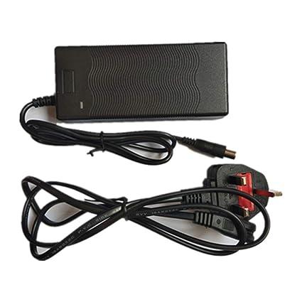 42V 2A Batería de Cargador Scooter Eléctrico, Cargador de ...