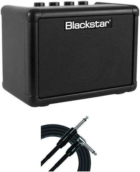 Blackstar FLY3 - Amplificador de guitarra con cable (3 W, funciona ...