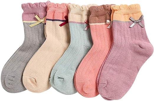Calcetines de algodón de los niños (1 ~ 12 años), los modelos de ...