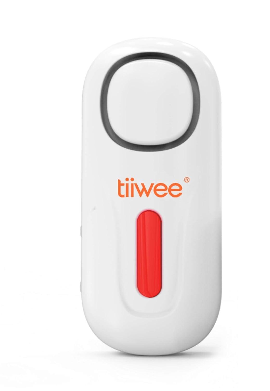 tiiwee A1 Unidad de Alarma para el Sistema de Alarma para casa de Tiiwee - para Uso en Interiores - Sistema de Alarma casero Anti-ladrón inalámbrico ...