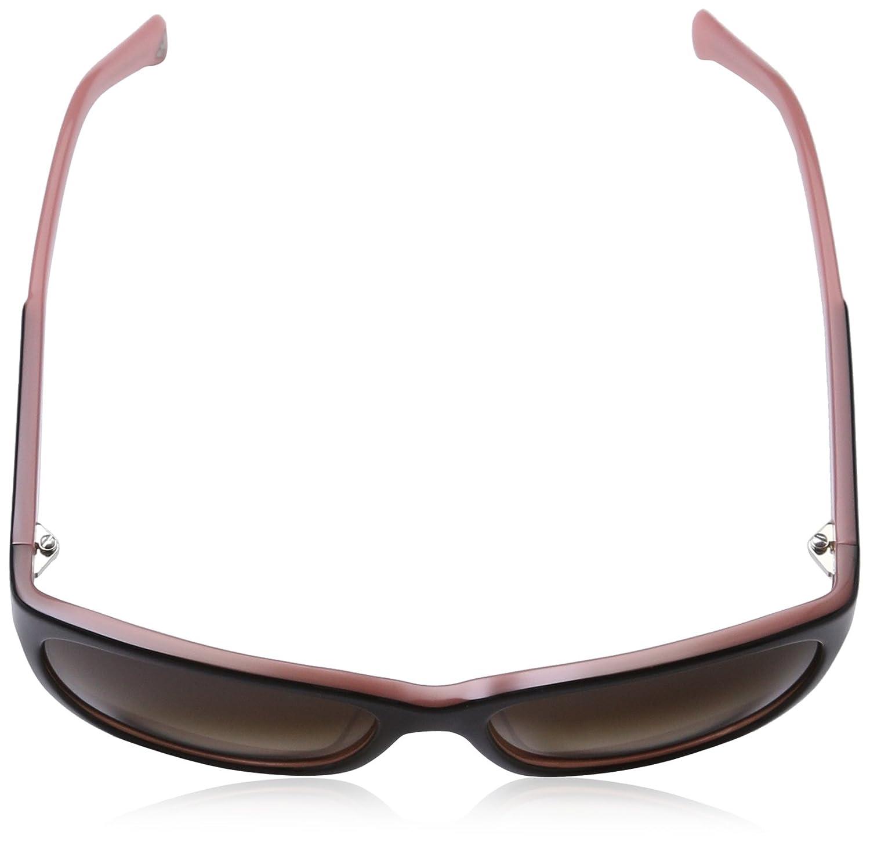 9a3106f6f23 EMPORIO ARMANI Women s 4004 0EA4004 504613 56 Rectangular Sunglasses ...