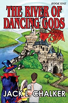 The River of Dancing Gods by [Chalker, Jack L.]