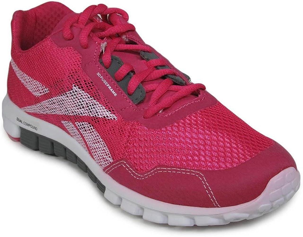 Reebok - Zapatillas de Running para Mujer, Color Rosa, Talla 41: Amazon.es: Zapatos y complementos