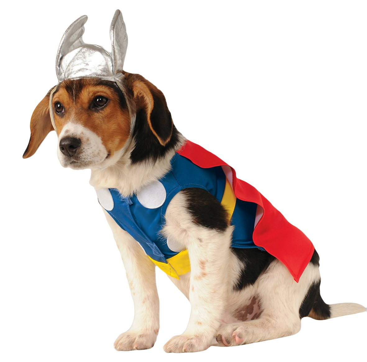 Rubie's Marvel Universe Thor Pet Costume, Medium by Rubie's (Image #1)