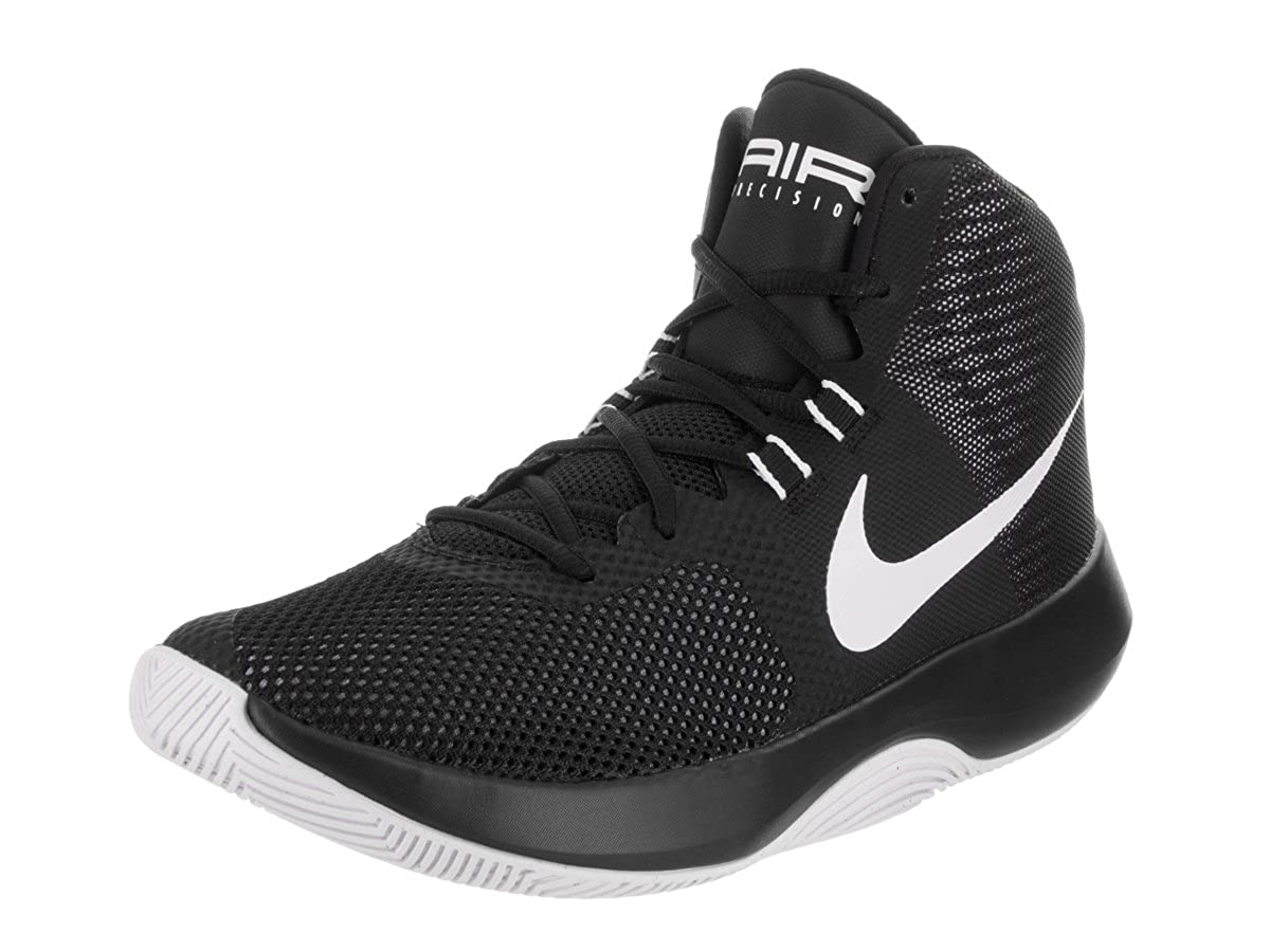 8452e89489121 Amazon.com | Nike Men's Air Precision High-Top Basketball Shoe | Basketball