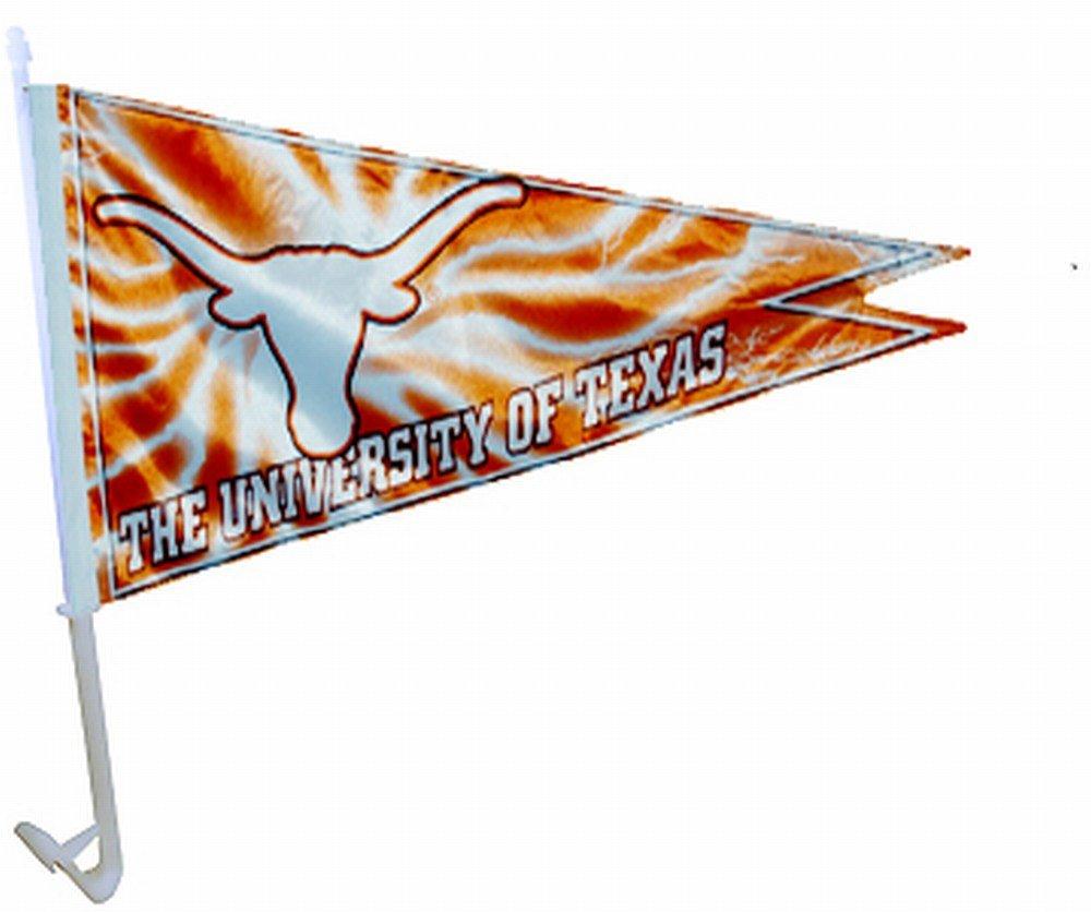 NCAA Texas Longhorns Car Flag Pennant