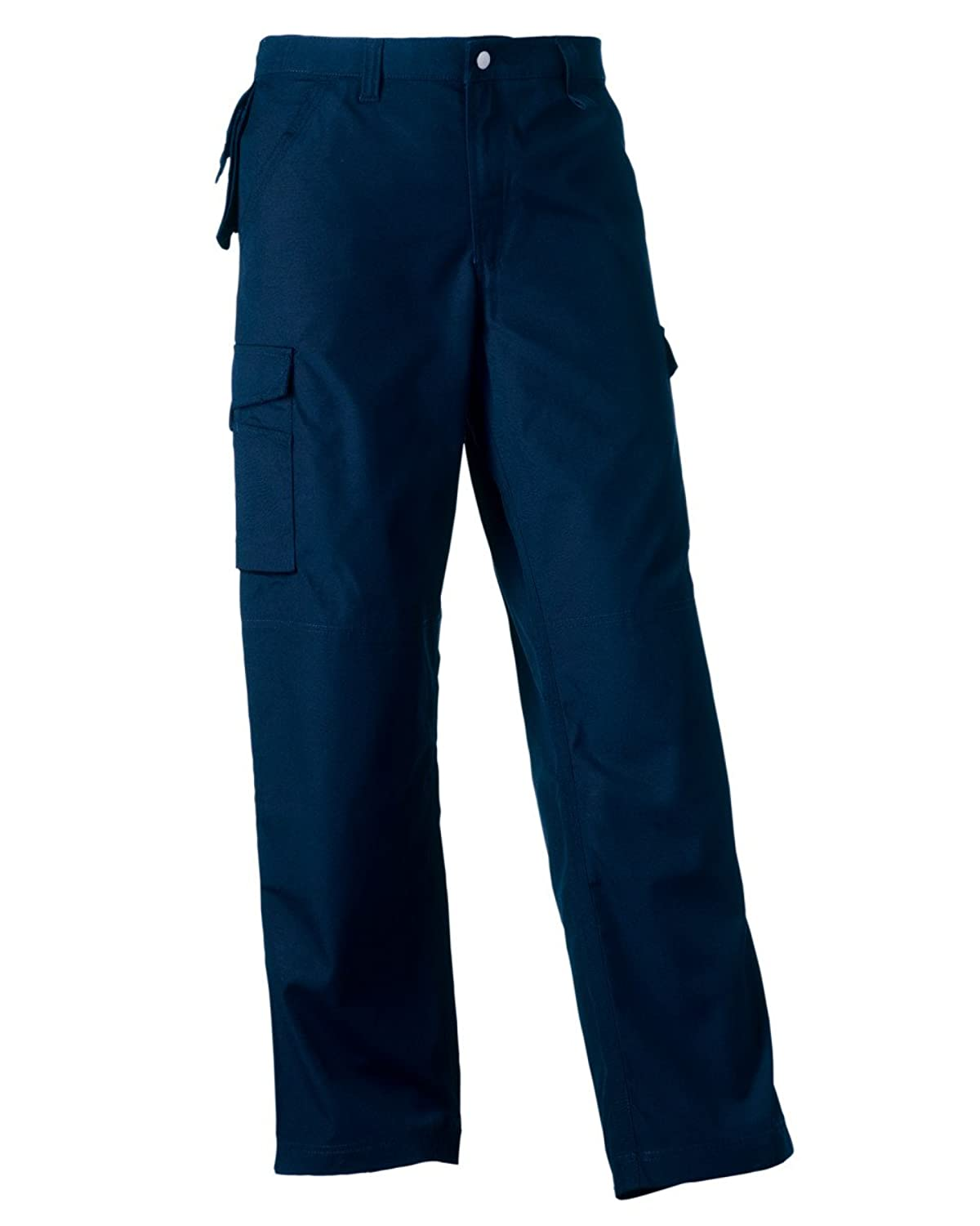 Russell Heavy Duty Trousers (Reg) Colour=French Navy Size=38""